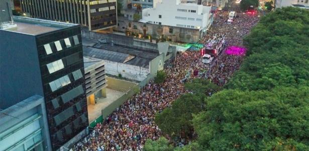 Carnaval de rua vem se tornando mais popular em São Paulo