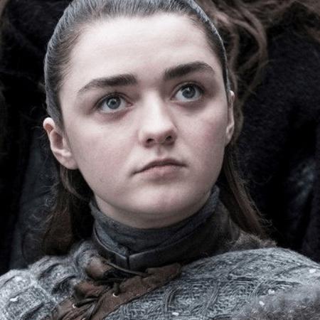 """Arya Stark (Maisie Williams) em """"Game of Thrones"""" - Divulgação"""