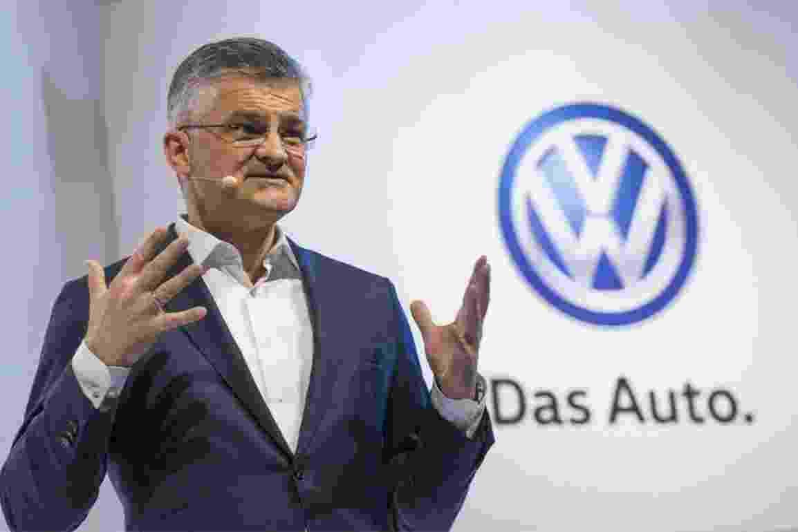 Michael Horn, presidente e CEO da Volkswagen nos Estados Unidos - Darren Ornitz/Reuters