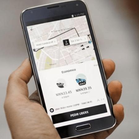 Uber - Canaltech