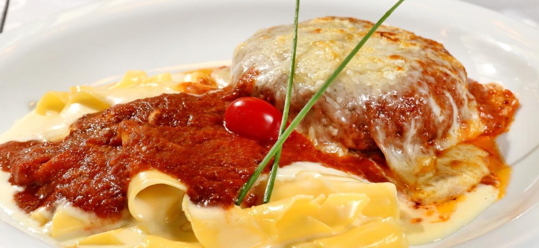 Polpettone à parmigiana: uma delícia ítalo-paulistana -