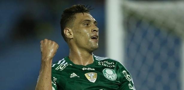 Moisés se tornou titular, e o Palmeiras não perdeu mais