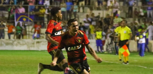 O meia Everton Felipe, do Sport, está na mira do São Paulo  - Williams Aguiar/Sport Club do Recife/Divulgação