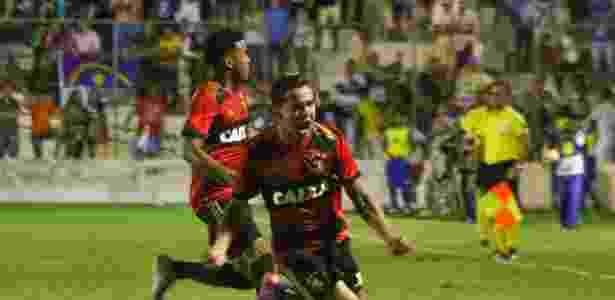 Everton Felipe é o novo reforço do São Paulo para esta temporada - Williams Aguiar/Sport Club do Recife/Divulgação