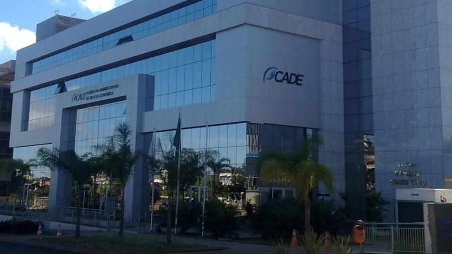 Fachada do Conselho Administrativo de Defesa Econômica (Cade), em Brasília - Arquivo/Cade