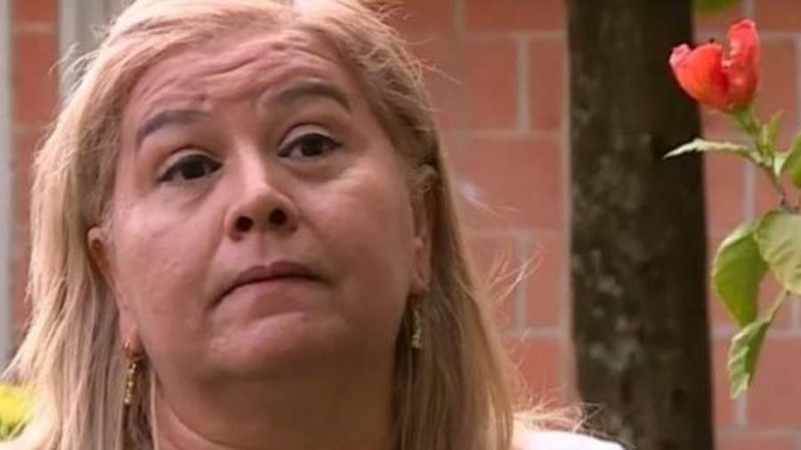 Colombiana Martha Sepúlveda, que sofre de esclerose lateral e quer o direito de morrer - Reprodução/TV Caracol