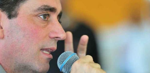 Ricardo Vescovi, ex-presidente da Samarco, sabia de problemas em barragem, diz PF - Alexandre Guzanshe/EM/D.A press