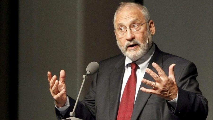 Economista Joseph Stiglitz, Nobel de Economia em 2001 - Efe