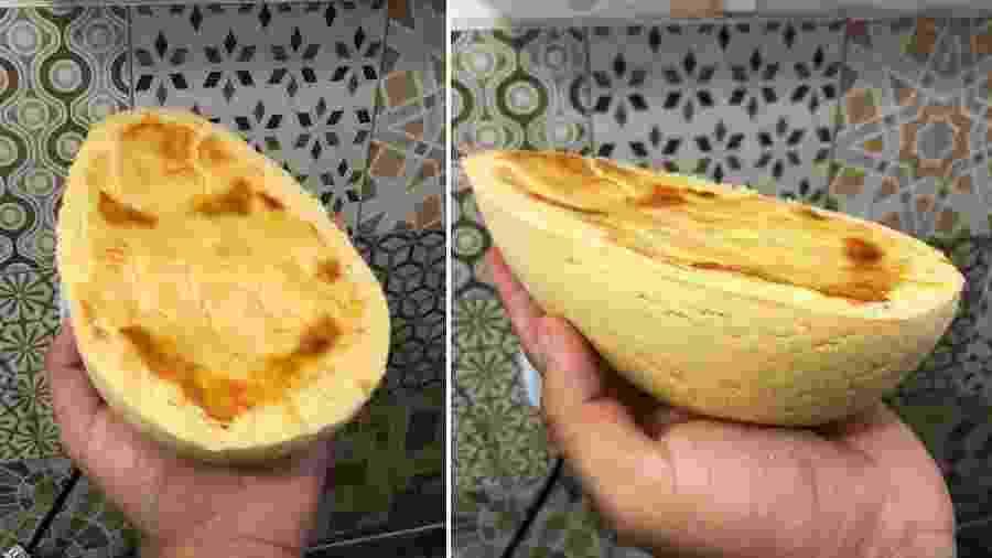 Empada de Páscoa: invenção de cozinheiro baiano dividiu as redes sociais  - Reprodução/Instagram