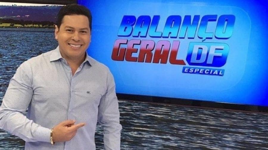 Marcão do Povo no Balanço Geral DF - Divulgação/RecordTV