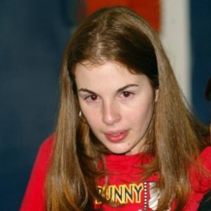 Suzanne desistiu de cursar faculdade - Tuca Vieira - 29/06/2005 / Folha Imagem