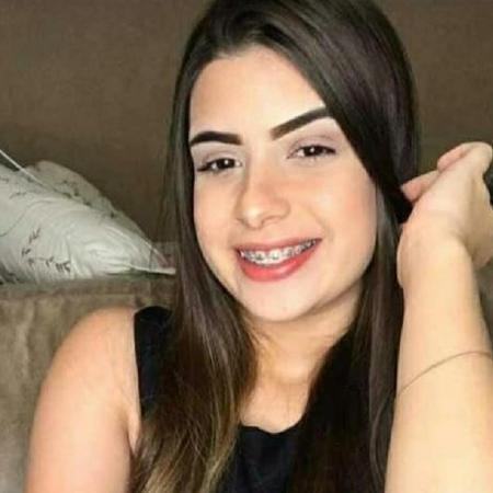 Thalya Hellen Moreira, de SP, foi morta aos 16 anos pelo ex Thayan Alves, 24, que não aceitou o fim do namoro - Arquivo pessoal