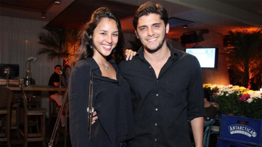 Yanna Lavigne e Bruno Gissoni - Thyago Andrade/Foto Rio News