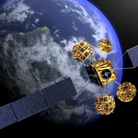 Satélite lançado pela Telebras - Reprodução/Thales Alenia Space