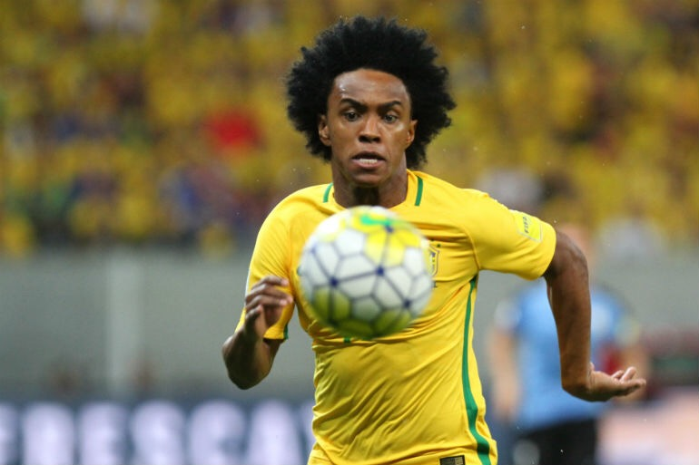 Willian do Chelsea no Palmeiras?
