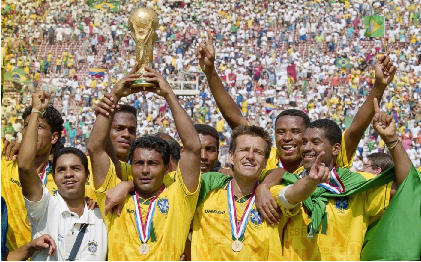 481b718e86 Em 1994 também facilitou-se o caminho para o Brasil - Esporte - UOL ...