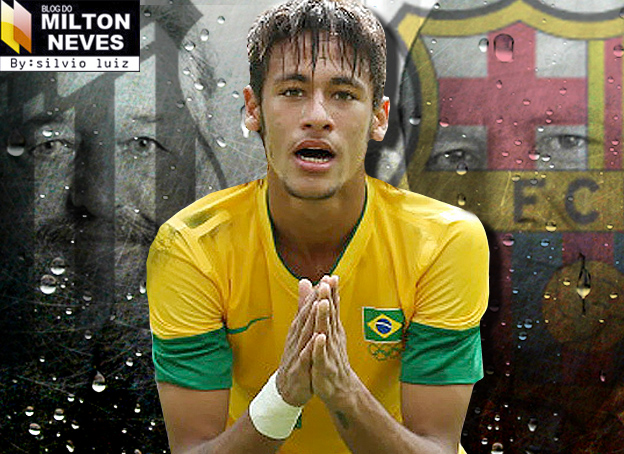 Neymar post