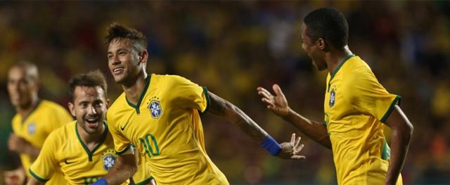 Neymar novo