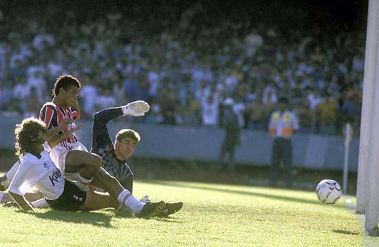 Decisao do Campeonato Brasileiro de 1990 Corinthians x Sao paulo