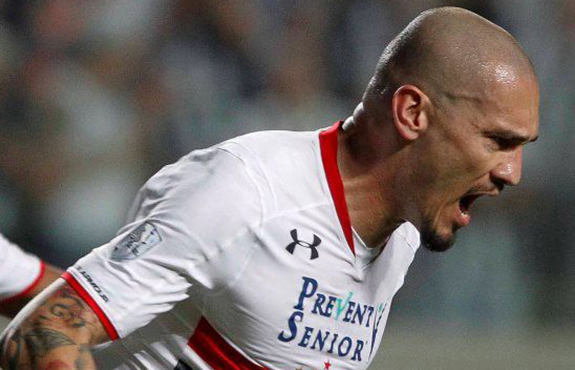 Gol de Maicon foi decisivo para continuidade do São Paulo na Libertadores
