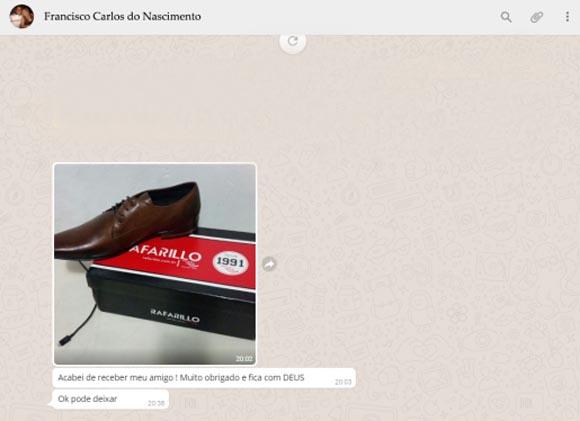 Francisco Carlos mensagem e foto -1