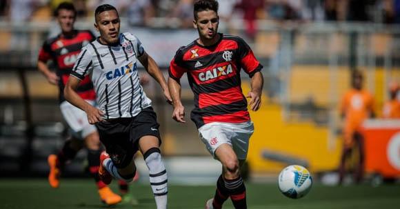 Flamengo x Corinthians UOL