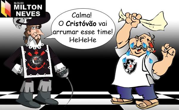 charge cristovao