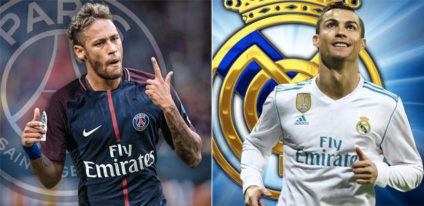 Assistir PSG x Real Madrid AO VIVO 06/03/2018