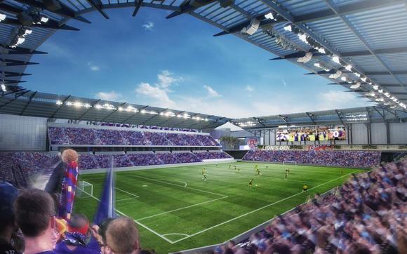 9a02fe2916 Ilustração do estádio – Orlando City SC