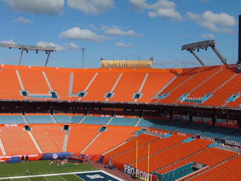 Sun Life Stadium - foto: divulgação