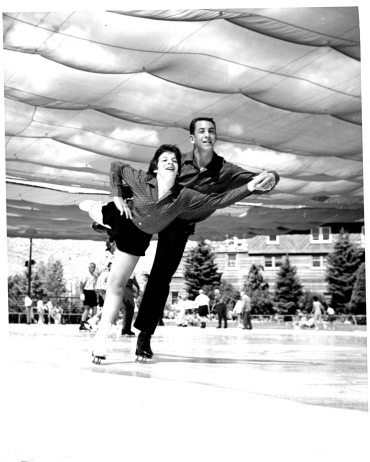 Vivian e Ronald Joseph - Skating Magazine