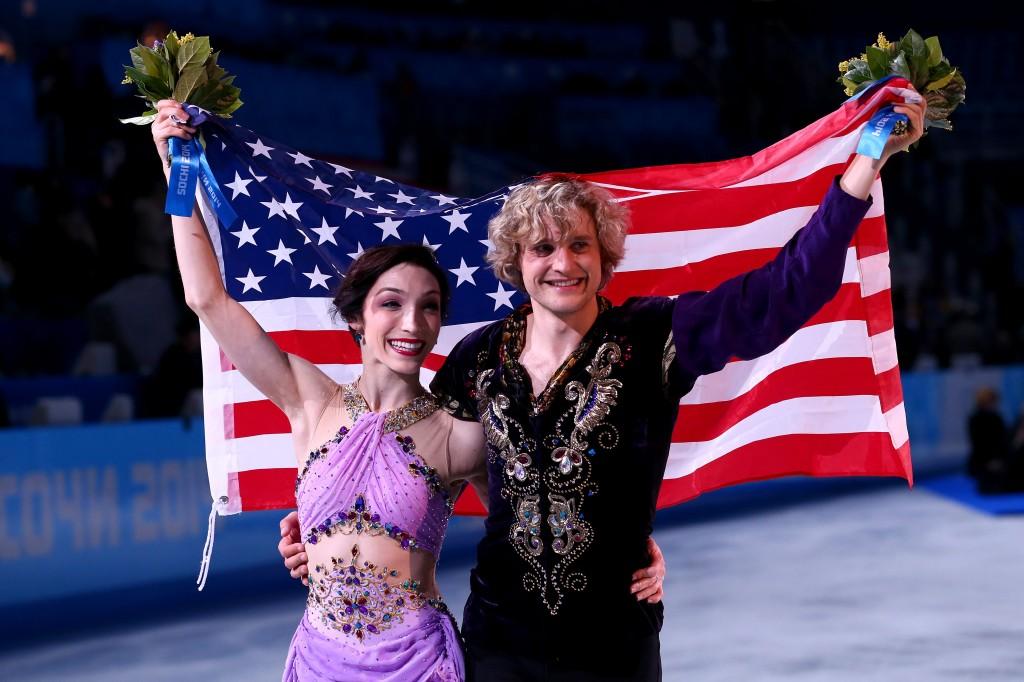 Charlie White e Meryl Davis conquistam primeiro ouro da história da dança no gelo dos EUA