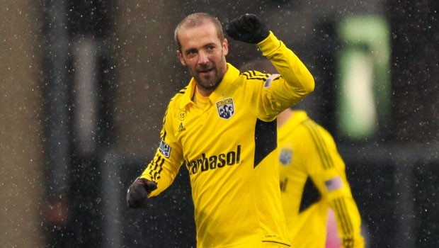 Federico Higuaín, meia do Columbus Crew, dos EUA - foto: Getty Images / thecrew.com