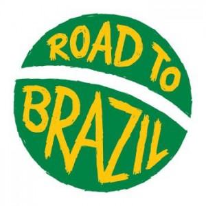 """Série de amistosos nos EUA foi batizada de Road to Brazil """"Estrada para o Brasil"""" - Divulgação"""