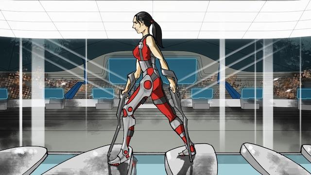 Cybathlon Exoesqueleto