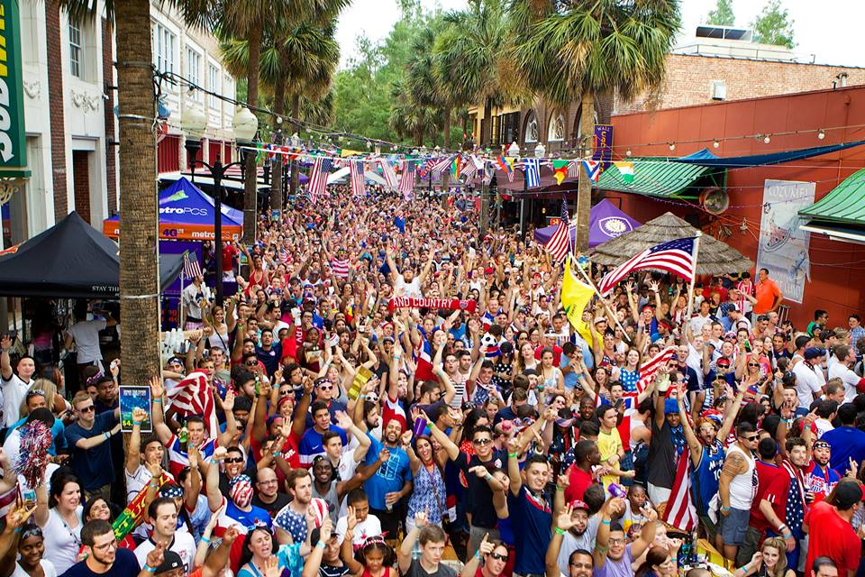 Wall Street Watch Party - foto: Joe Petro/ Orlando City SC