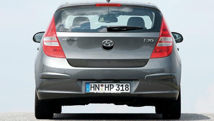 Hyundai i30 de antiga geração (Foto: Divulgação)