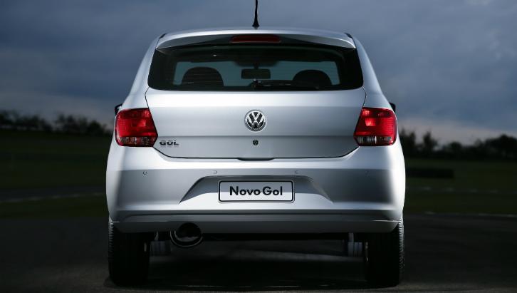 VW Gol (Foto: Divulgação)