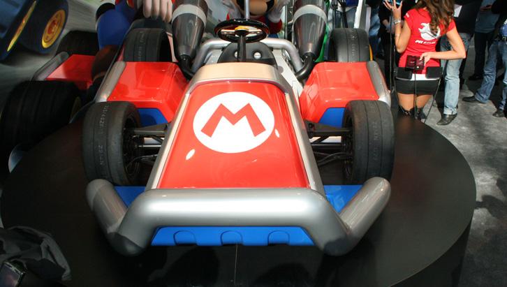 Carro do Mario Kart (Foto: Divulgação/WestCoastCustoms)