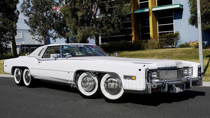 Cadillac Eldorado 1977 (Foto: Reprodução/Shannons.com.au)