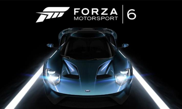 Ford GT estará na capa de Forza 6 (Foto: Divulgação)