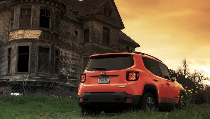 Jeep Renegade (Foto: Guilber Hidaka/Bufalos TV)