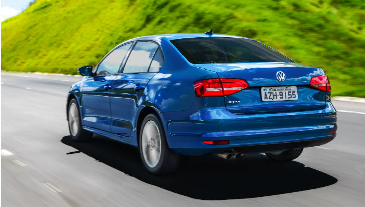 Volkswagen Jetta (Foto: Divulgação)