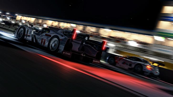 Corrida noturna é uma das novidades de Forza 6. (Foto: Divulgação)