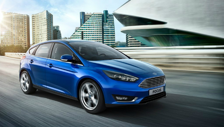 Novo Ford Focus (Foto: Divulgação)