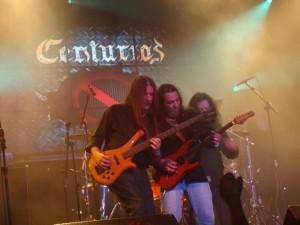 Centúrias foi uma das bandas que tocou no Super Peso Brasil (FOTO: MARCELO MOREIRA)