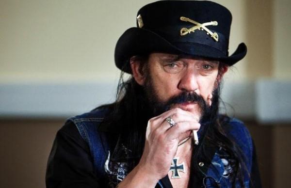 Lemmy, do Motorhead (FOTO: DIVULGAÇÃO)