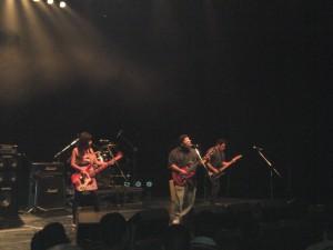 Autoramas e BNehgão em ótimo show no Sesc Vila Martiana (FOTO: MARCELO MOREIRA)