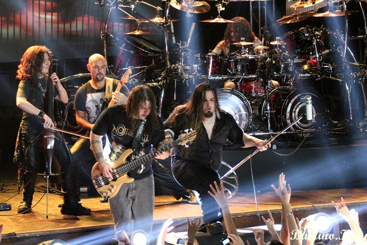 Produção de palco foi impecável para a estreia do Noturnall (FOTO: BULLINO INC./DIVULGAÇÃO)