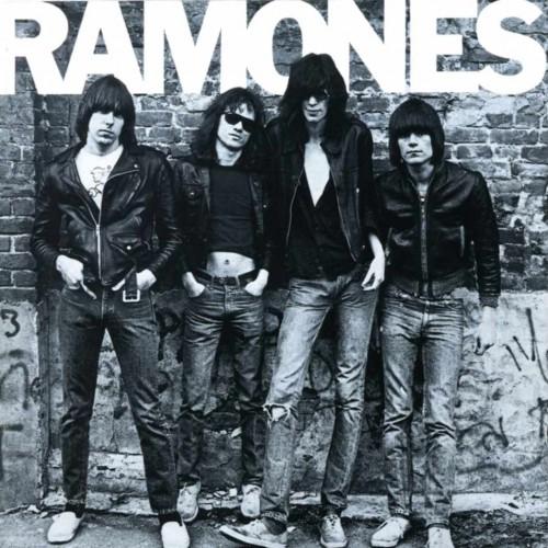 Primeiro álbum dos Ramones, lançado em 1976, com a formação original
